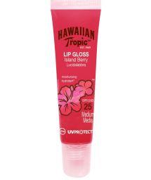 HAWAIIAN TROPIC LIP GLOSS ISLAND BERRY SPF25